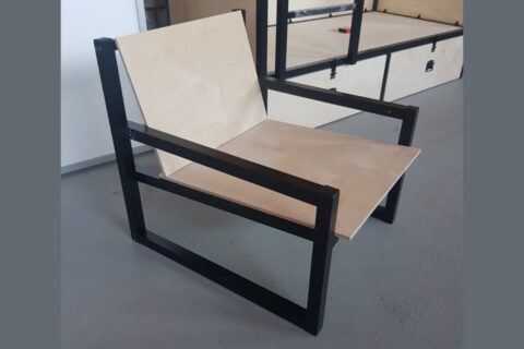 Лофт-мебель для хостеля
